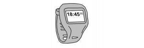 Pulsuhren / GPS Garmin