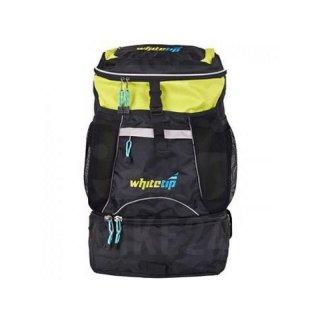 Whitetip Triathlon Rucksack Transition Bag mit Neoprenfach