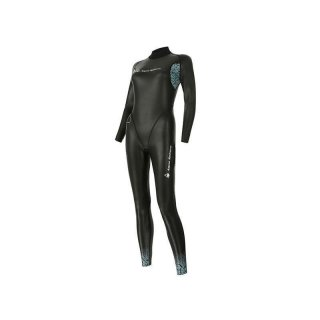 Aqua Sphere Neoprenanzug Thermo Skin  (ab 12 Grad) 1mm Damen   XL