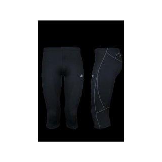 Newline dry n Comfort Knee-Tights knielange Laufhose Herren L