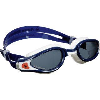 Aqua Sphere Exo blau/weiss  Klar Triathlon Schwimmbrille