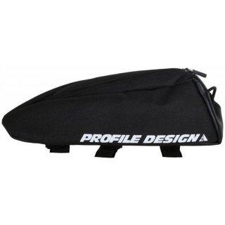 Profile Design Aero E-Pack Oberrohrtasche für Gels/ Riegel mit Reissverschluss