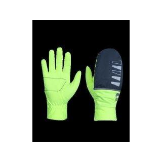 Newline Thermo Windstopper Handschuhe Neongelb Visio L
