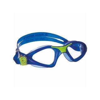 Aqua Sphere  Kayenne Blau klar Triathlon Schwimmbrille