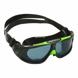 Aqua Sphere SEAL 2.0  Schwarz und getönt Triathlon Schwimmbrille