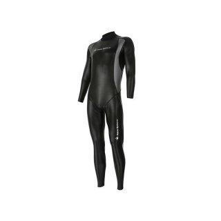 Aqua Sphere Triathlon Neoprenanzug (ab 12  Grad) Top-Kälteschutz ohne Auftrieb Thermo-Skin  S