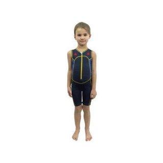 Ironman Einteiler Kinder Blau K2 (135-156cm)
